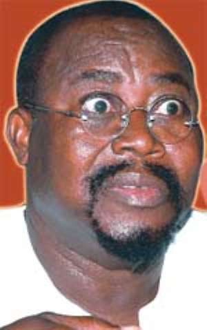 Nyaho Speaks On Son's Wee Arrest